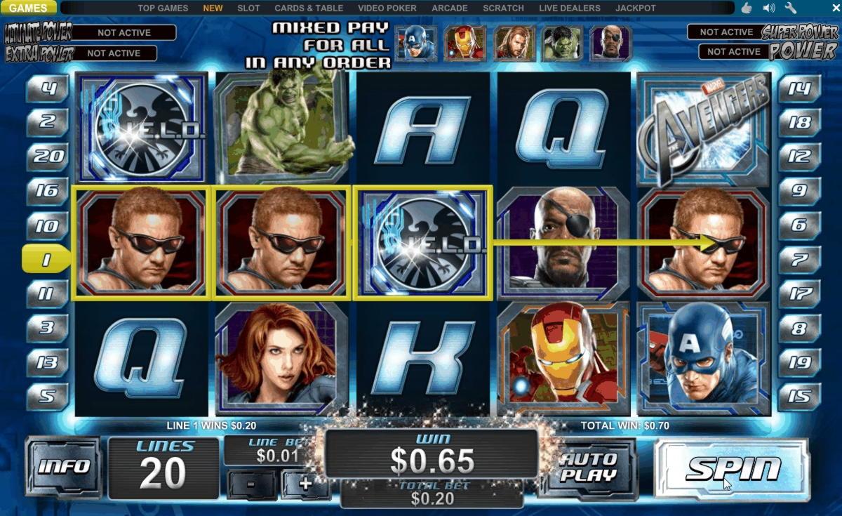 $850 Tournament at Spinit Casino