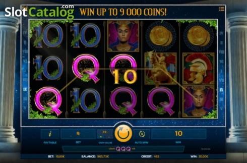 185 Free Spins Casino at Mansion Casino