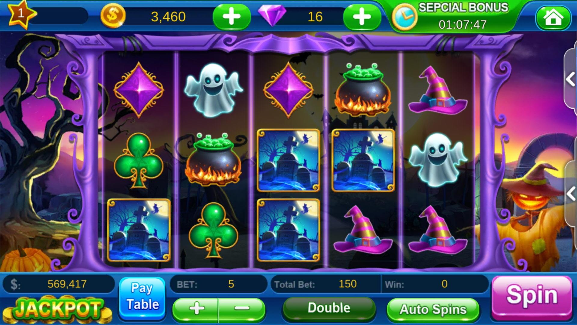 470% First Deposit Bonus hos Casino Luck
