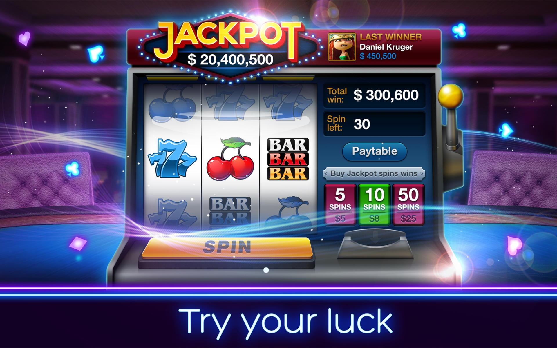 44 Free Spins Casino at Mansion Casino