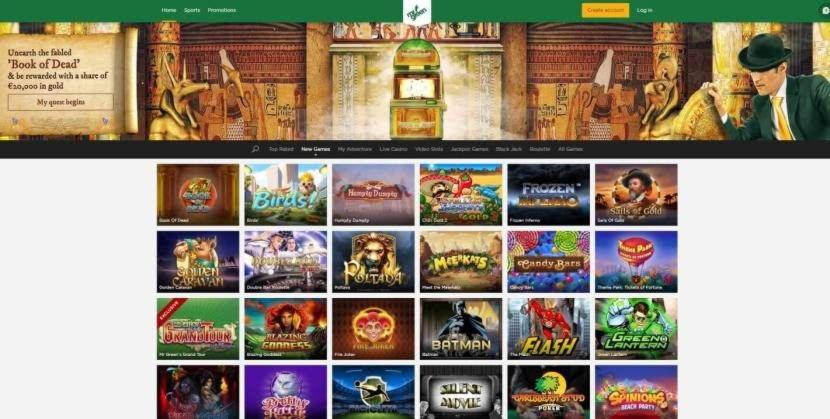 222 free spins casino at Mrgreen Casino