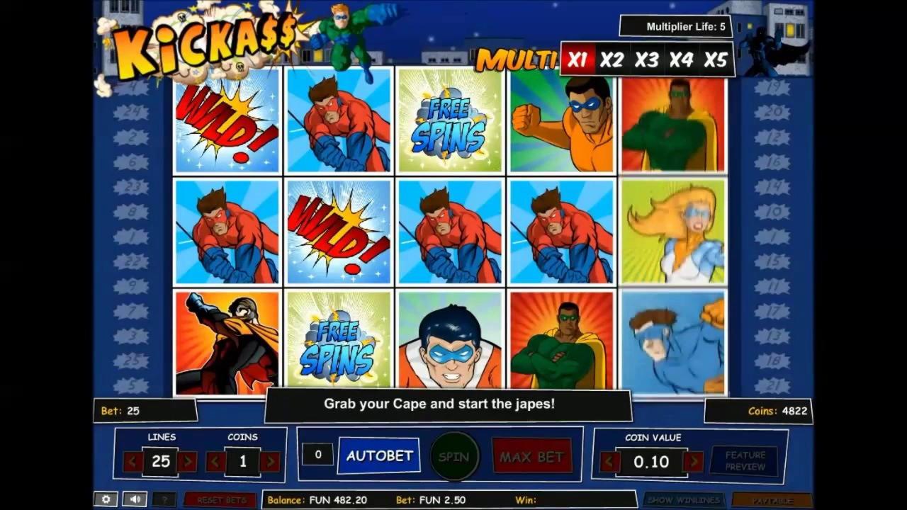 230% First deposit bonus at Casino com