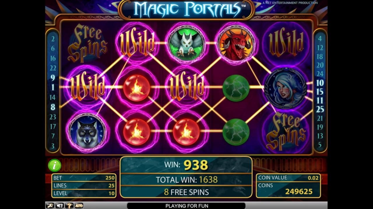 66 Free Spins Casino på Vegas Luck Casino