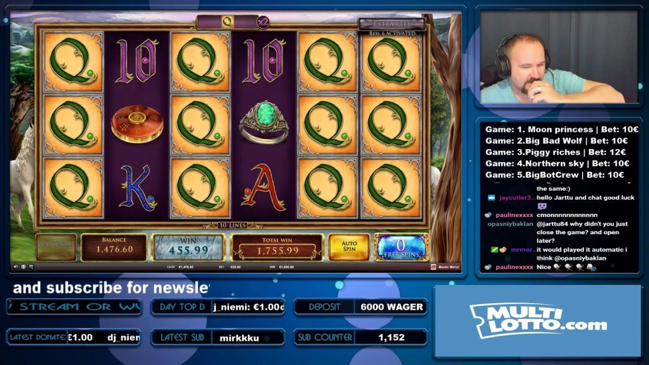 Eur 435 FREE CHIP CASINO på Wish Maker Casino