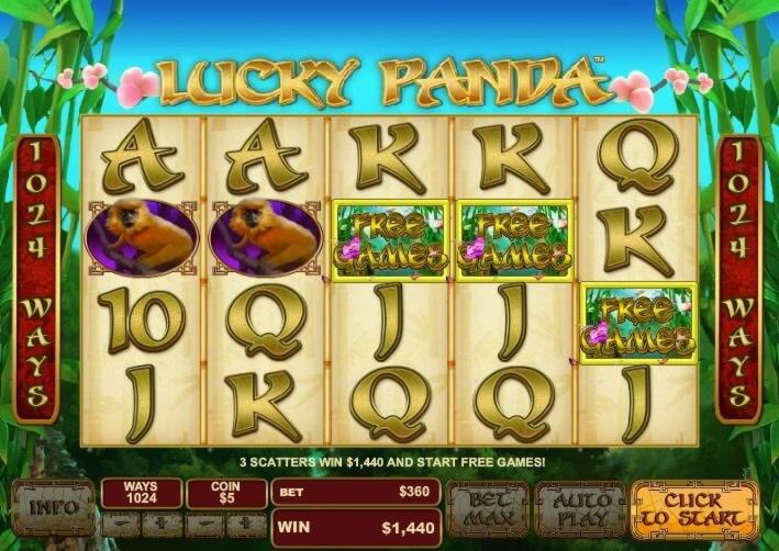 640% Signup Casino Bonus at Casino Luck