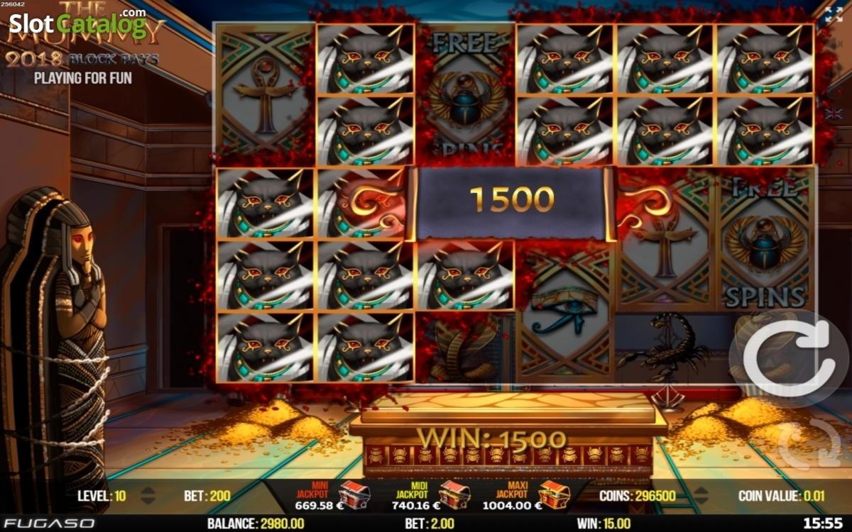 55 free spins at Sloty Casino