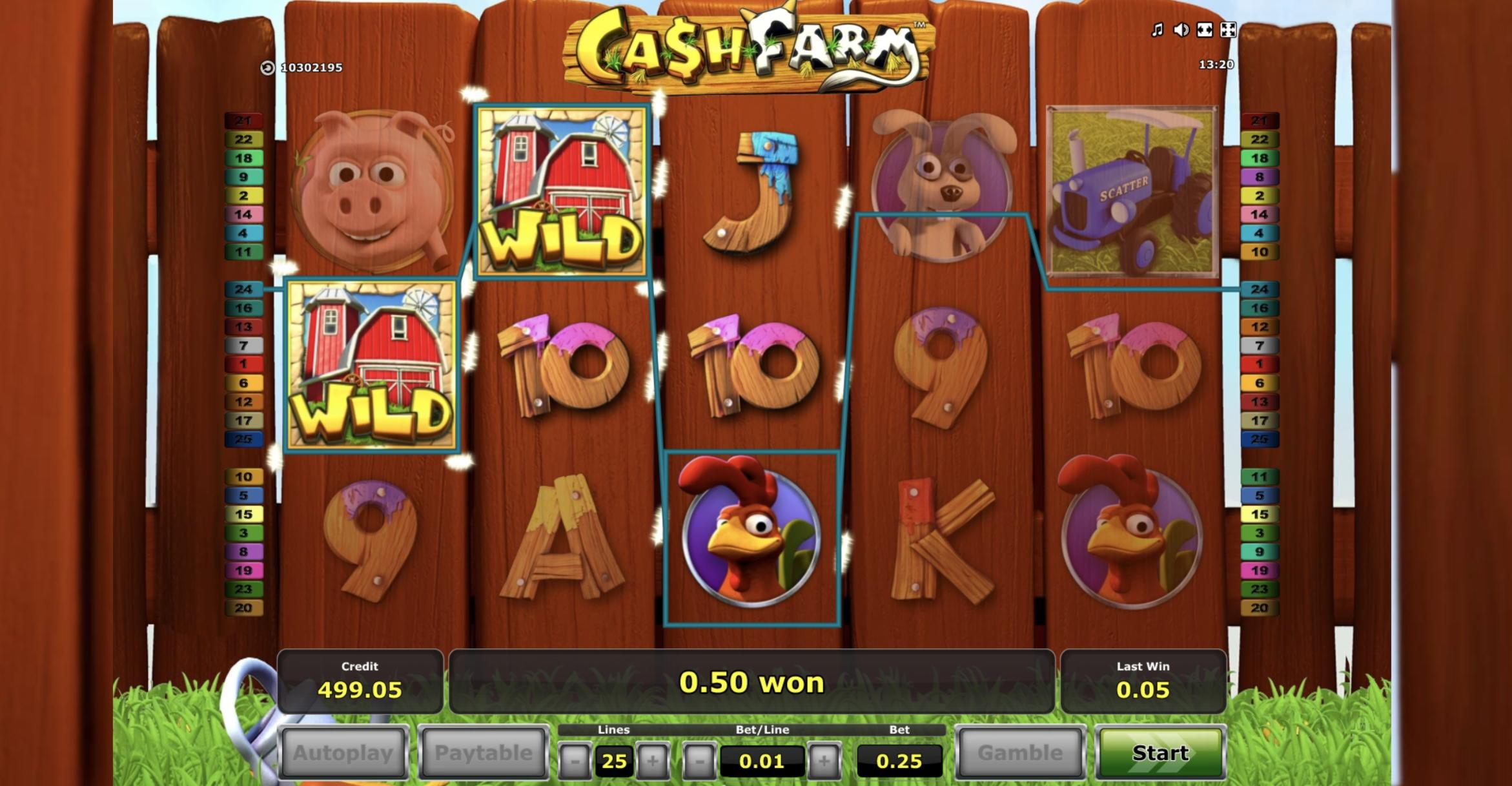 EURO 4525 Intet depositum hos Dunder Casino