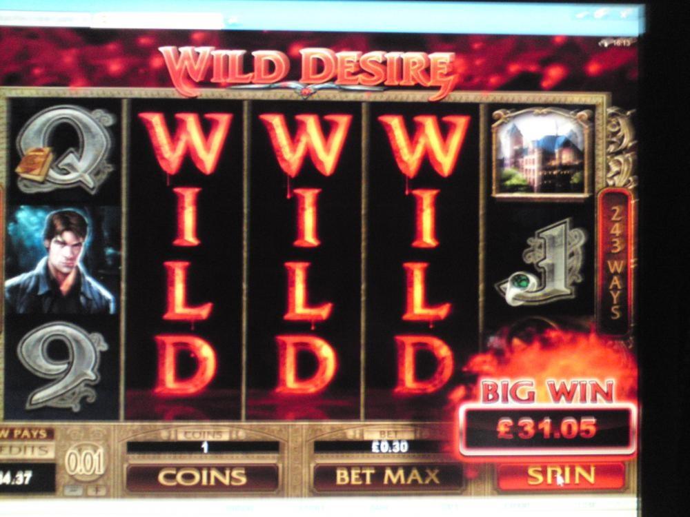 125% Match at a Casino at Mrgreen Casino