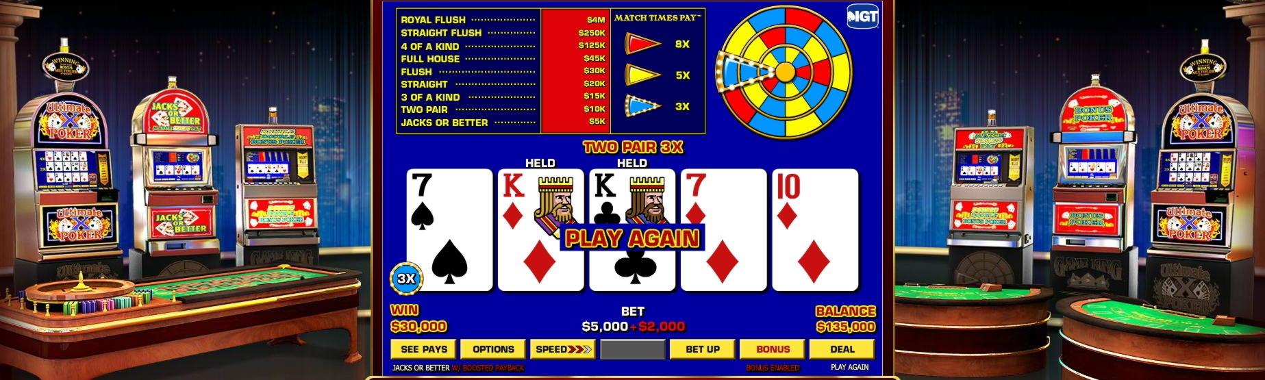 EUR 585 GRATIS casinospon på Vegas Luck Casino