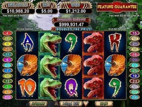 Eur 390 Casino-turnering på Vegas Luck Casino