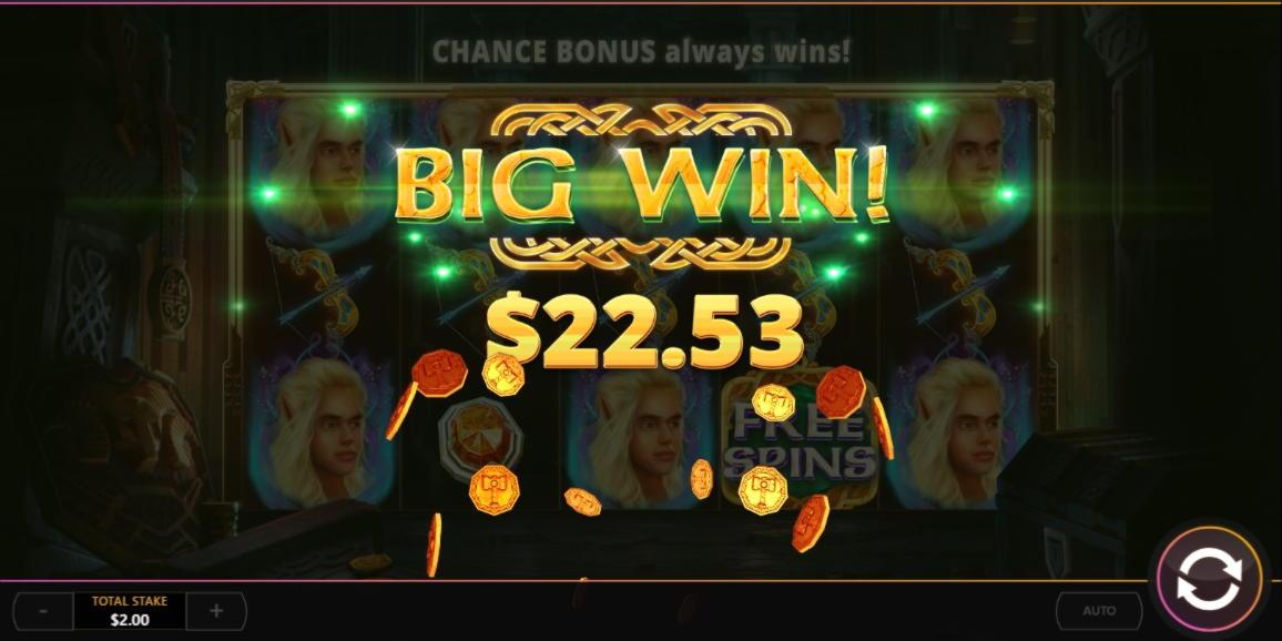 Eur 115 BEZMAKSAS Chip kazino Sloty Casino
