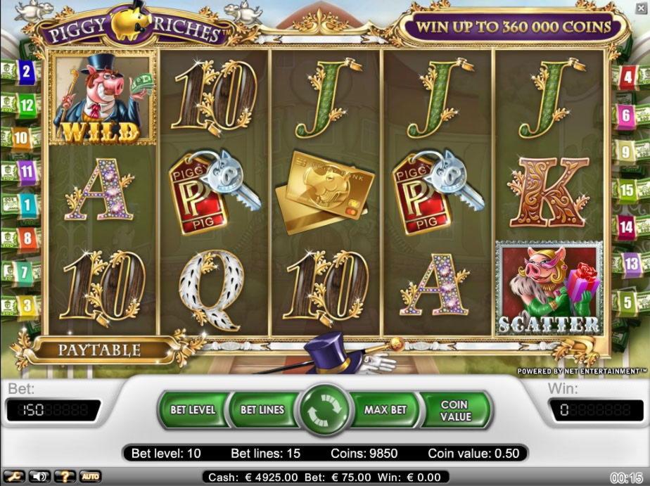 395% Første indbetalingsbonus på Sloty Casino