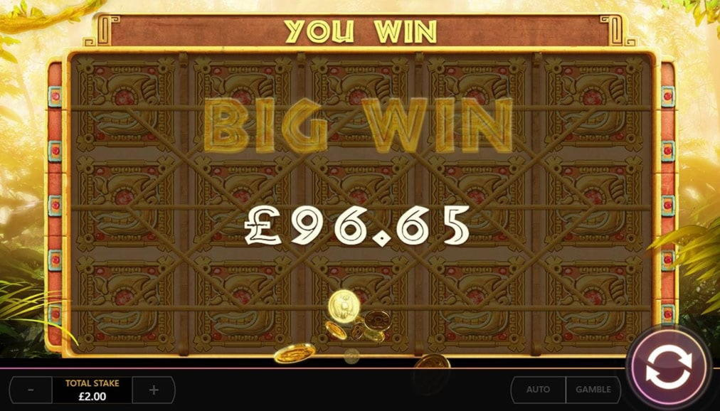 220 Trial Spins at Treasure Casino