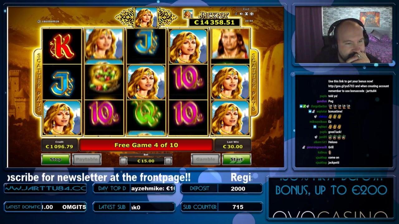 600% First deposit bonus at Casino com