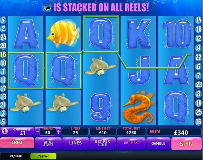 44 Free Spins Casino på Betway Casino
