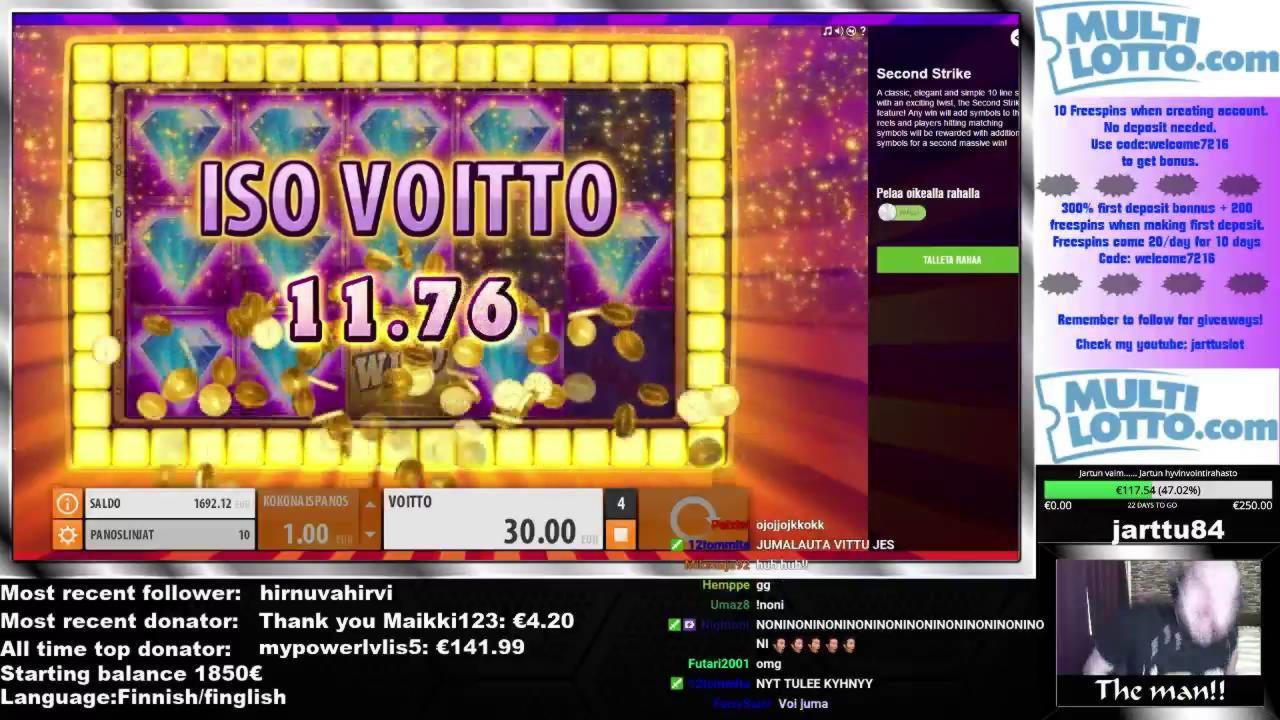$ 165 Casino-turnering på BGO Casino
