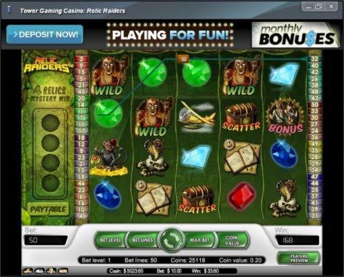 Gratis chip £ 635 hos Mansion Casino