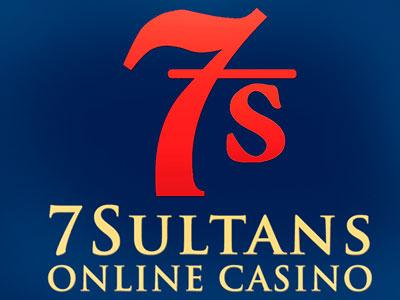 """""""7 Sultans"""" kazino ekrano kopija"""