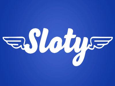 Sloty Casino screenshot
