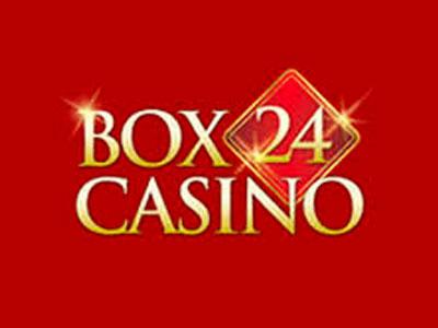 Box 24 Casino ekrano kopija