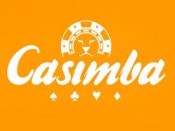 €610 Free casino chip at Casimba Casino