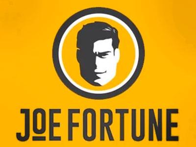 """Joe Fortune"" kazino ekrano kopija"