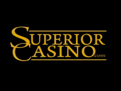 """Superior Casino"" ekrano kopija"