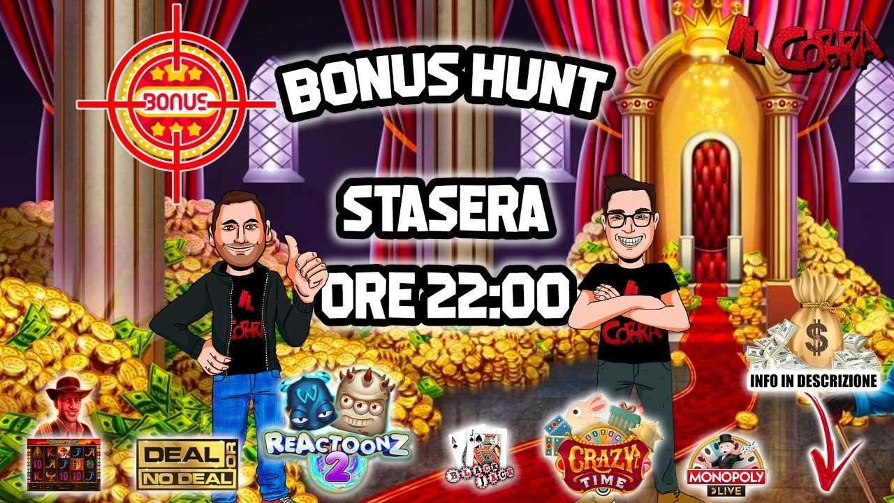 Live Britescht Casino Online 22 01 Ore 22 00 Bonus Hunt